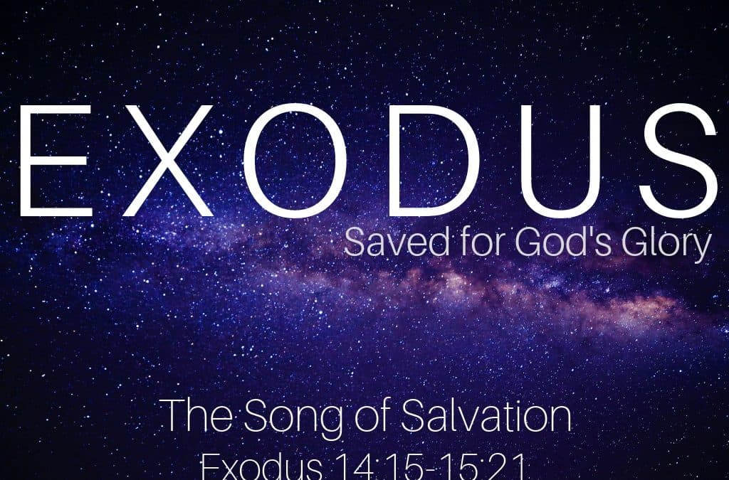 Exodus: The Song of Salvation