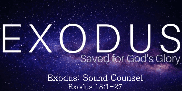 Exodus: Sound Counsel