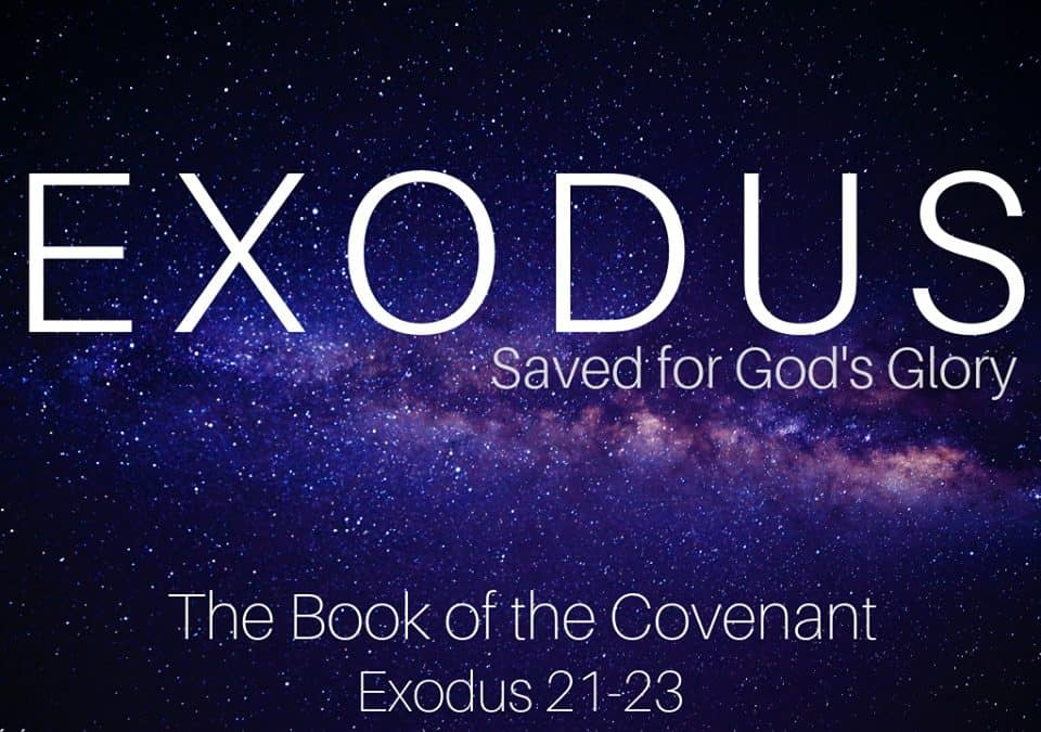 Exodus: The Book of the Covenant