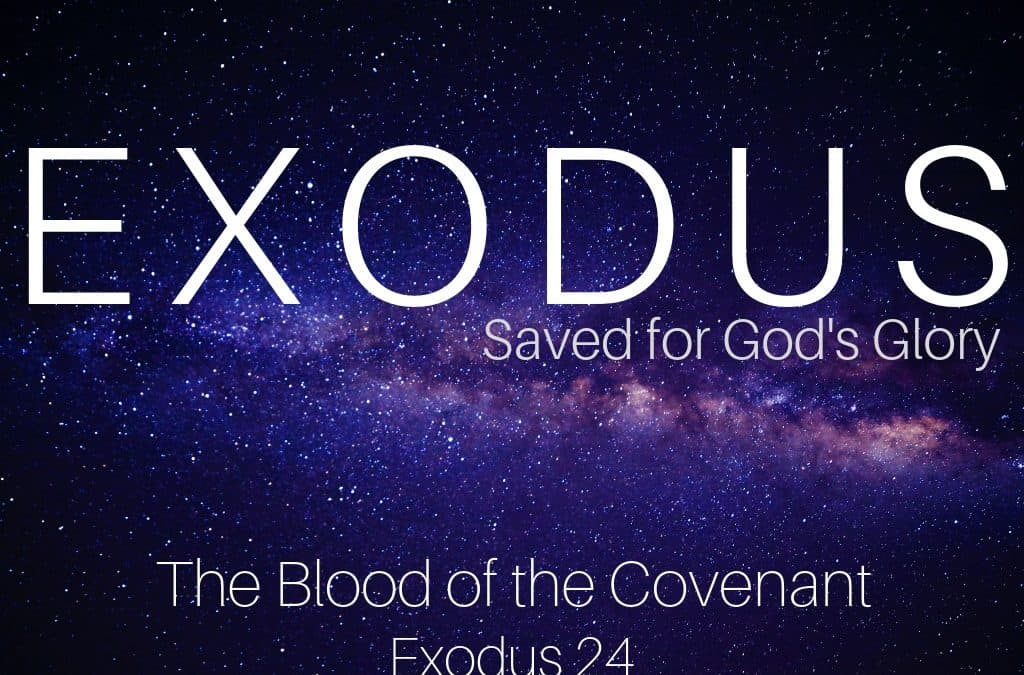 Exodus: The Blood of the Covenant