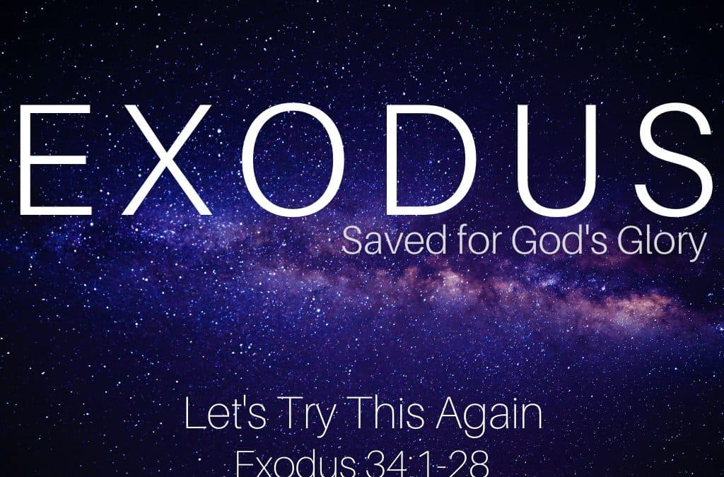 Exodus: Let's try this again