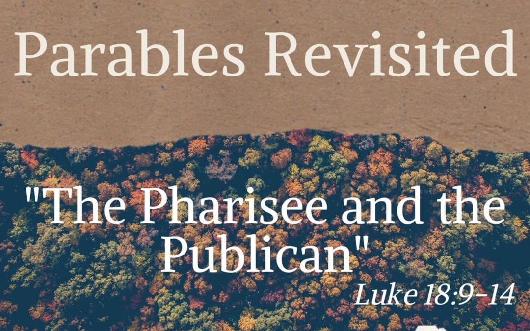 The Parisee and the Publican