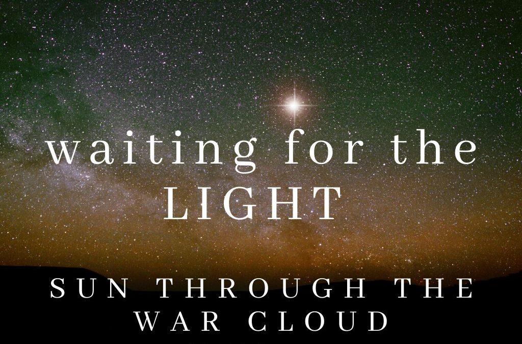 Sun Through The War Cloud