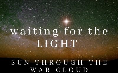 Sun Through The War Cloud